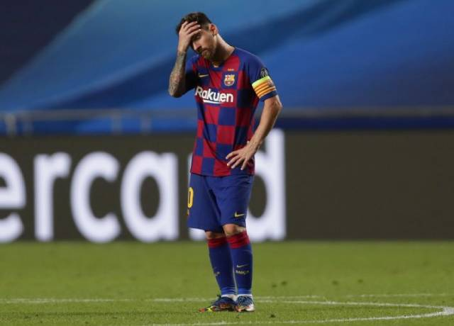 Report: Lionel Messi wants to leave Barcelona after 8-2 defeat to Bayern Munich