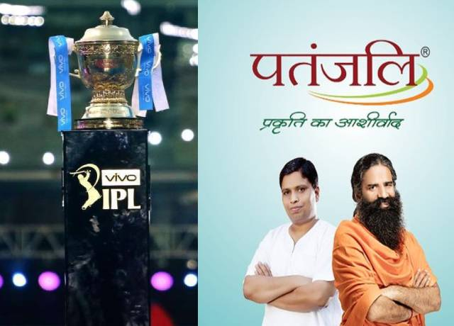 Patanjali Considers Bidding For IPL 2020 Title Sponsorship After VIVO's Exit