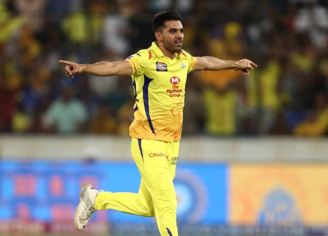 IPL 2020 Updates: After Deepak Chahar, another CSK player tests positive for COVID-19