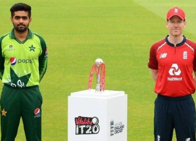 ENG vs PAK, 3rd T20I : Live score & streaming