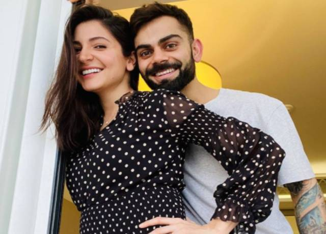 Confirm ! Virat Kohli is going to be father, Anushka Sharma showed baby bomb