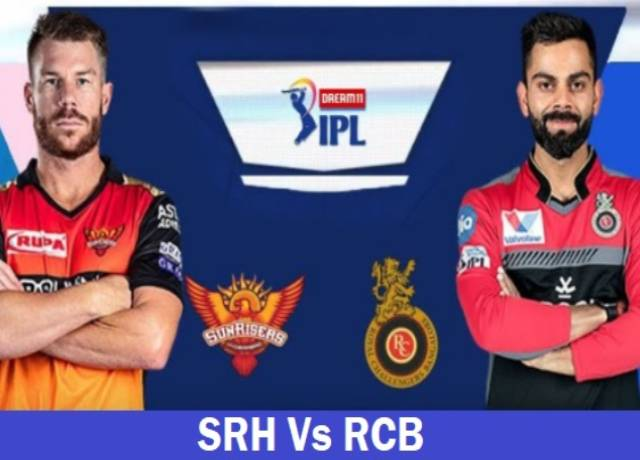 SRH vs RCB 3rd Match Dream11 Team Prediction and Fantasy Playing Tips
