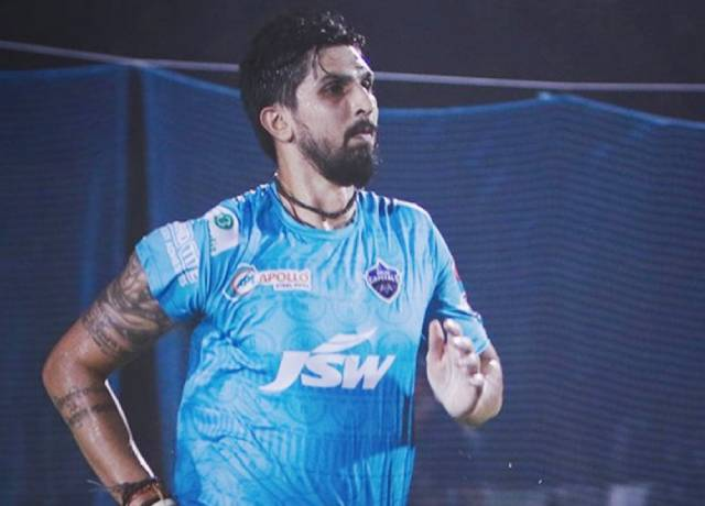 Ishant sharma ruled out from IPL 2020, The team can ask for a replacement