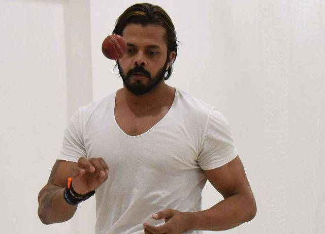 S Sreesanth ready for a comeback, will be seen playing in this T20 league
