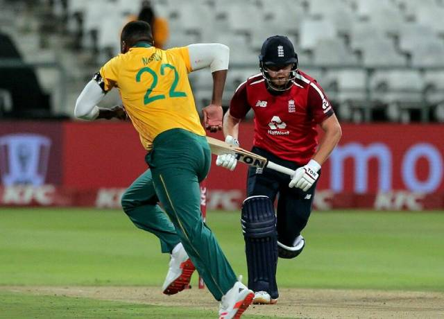 RSA vs ENG, 2nd T20I : live streaming & score