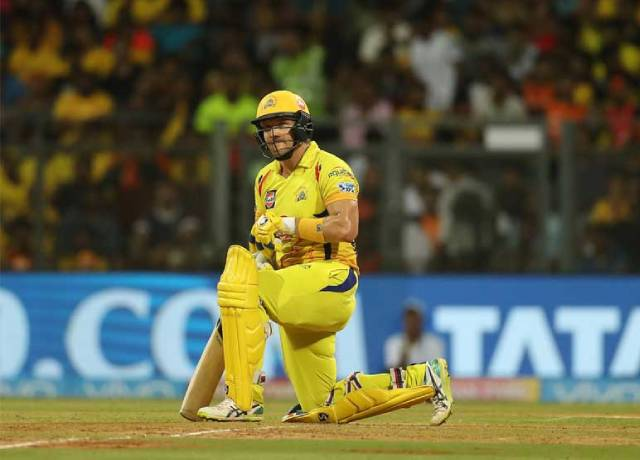 CSK star Shane Watson to retire from all forms of cricket
