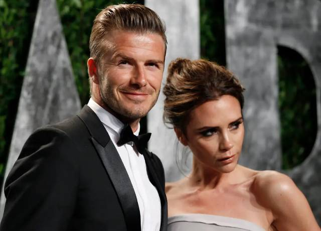 How rich are the Beckhams?
