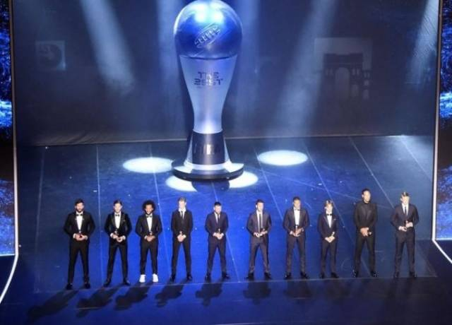 FIFPro World XI nominations announced