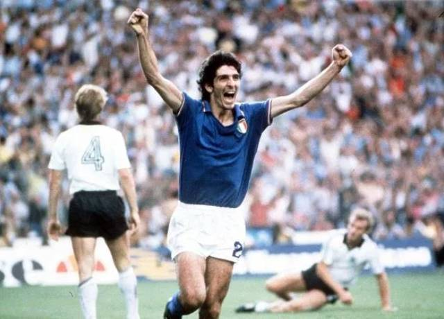 Hero of Italy's 1982 World Cup victory Paolo Rosie died