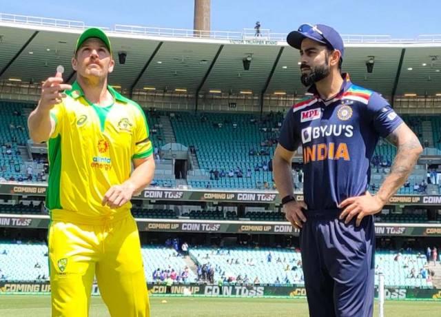 AUS vs IND, 1st T20I live streaming & score