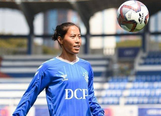Bala had made history in European league by scoring goals