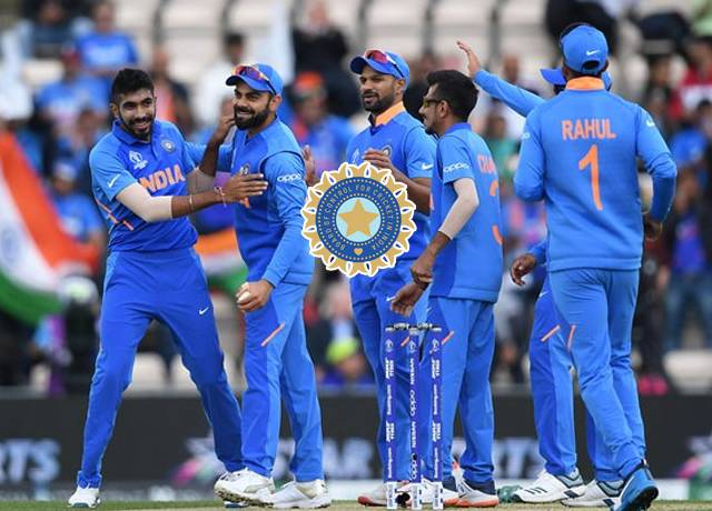 Team India's full cricketing schedule for 2021