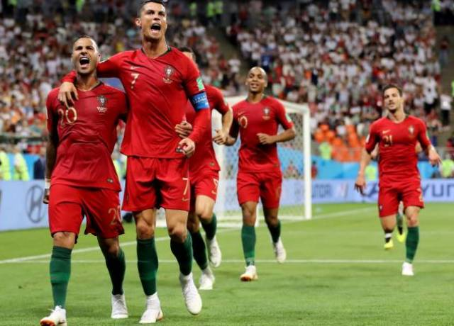 Portugal is favorite to win next year's FIFA World Cup