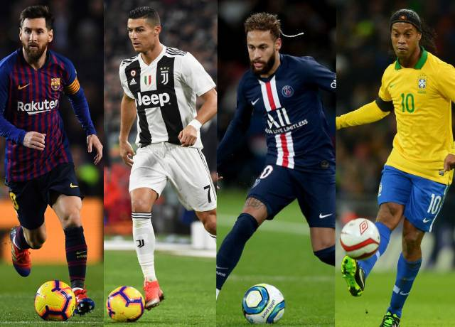 Top 10 skillful players of all-time