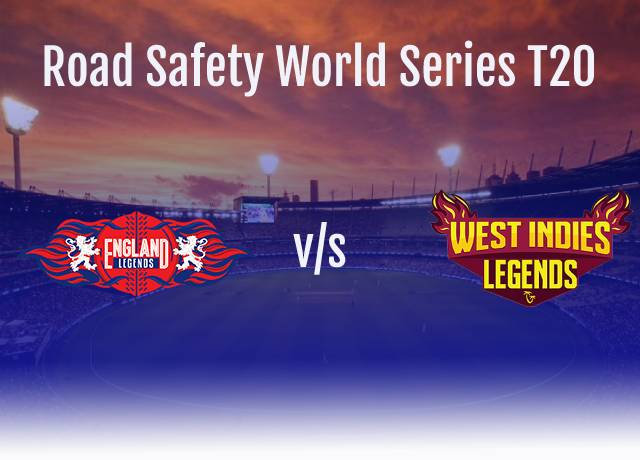 Road Safety World Series T20 : ENGL vs WIL 16th match live score