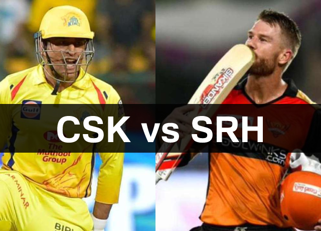 IPL 2021: CSK vs SRH 23rd Match Dream11 Prediction and Fantasy Playing Tips