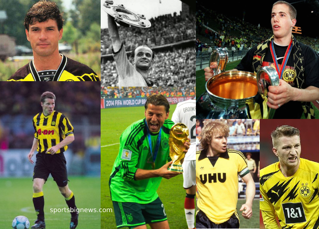 Top 10 greatest Dortmund players of all time