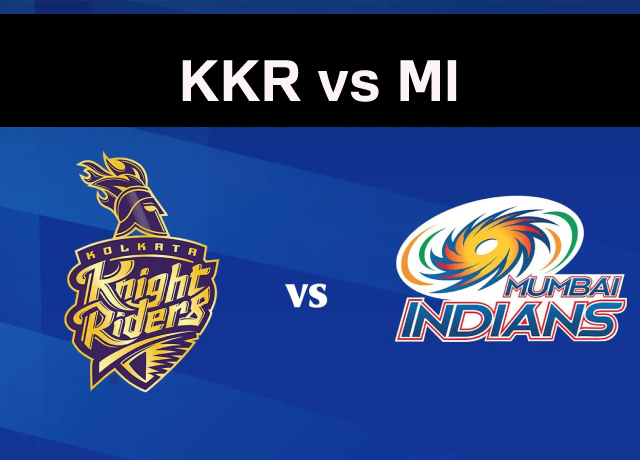 IPL 2021 : KKR vs MI 5th Match Dream11 Prediction and Fantasy Playing Tips