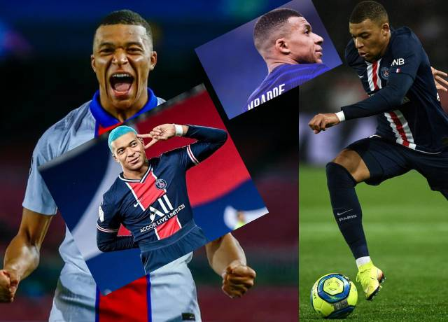 The untold story of Kylian Mbappe