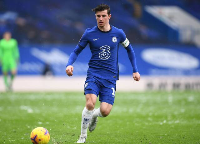Mason Mount could be an English legend in future