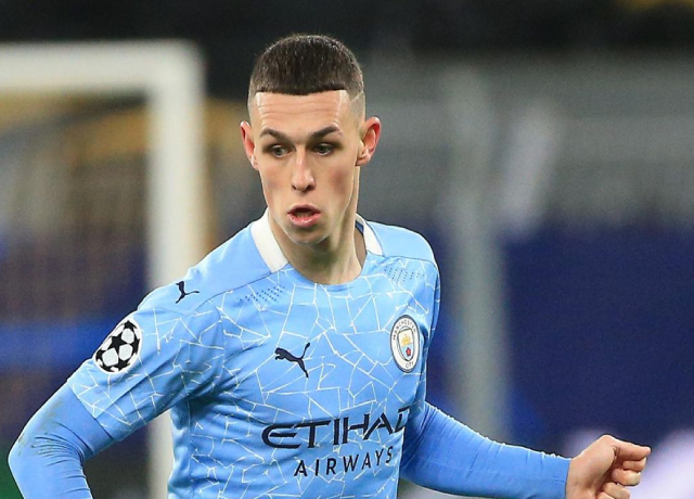 Phil Foden's incredible journey so far