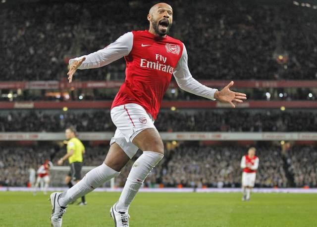 The man who made Arsenal great