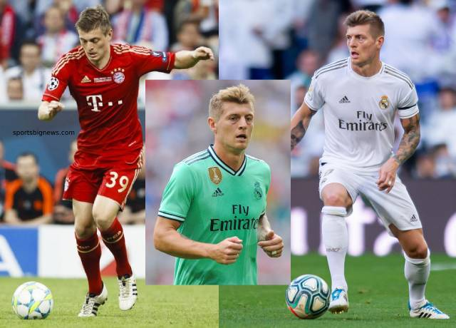 The untold story of Toni Kroos