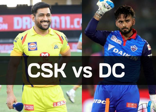 IPL 2021 : CSK vs DC 2nd Match Dream11 Prediction and Fantasy Playing Tips