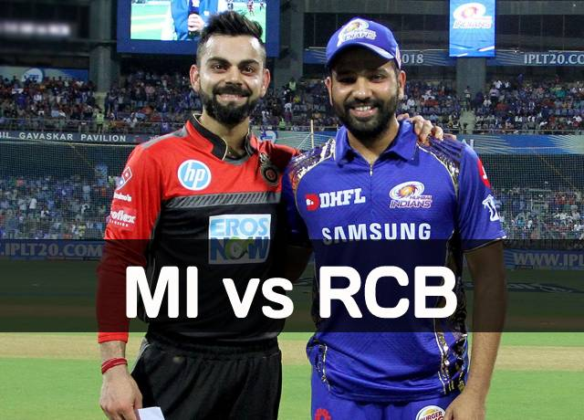 IPL 2021 : MI vs RCB 1st Match Dream11 Prediction and Fantasy Playing Tips