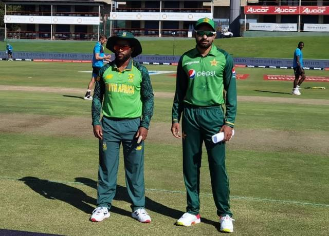 RSA vs PAK : Schedule, Squad, When and where to watch live streaming