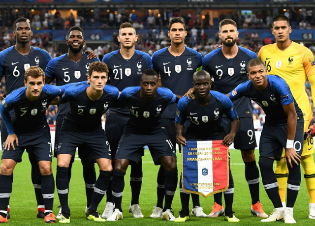 UEFA EURO 2020 : France squad announced