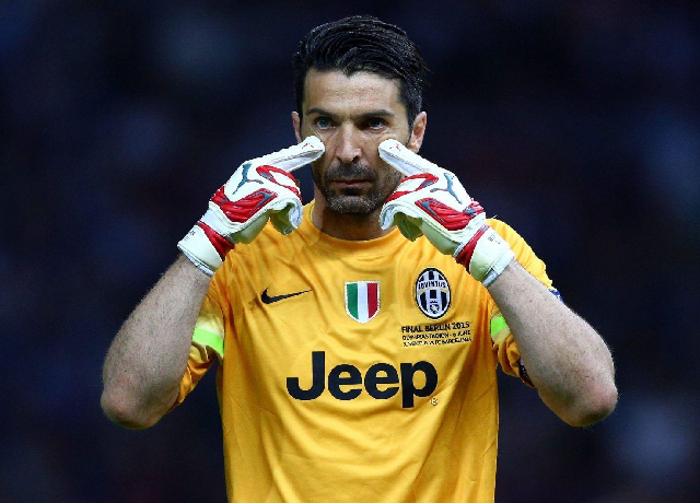 Gigi Buffon could sign for any of these three clubs after leaving Juventus