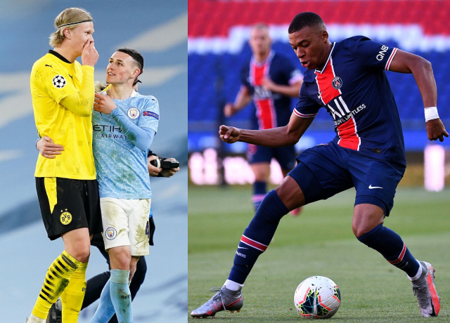 Is Phil Foden better than Kylian Mbappe and Erling Haaland?