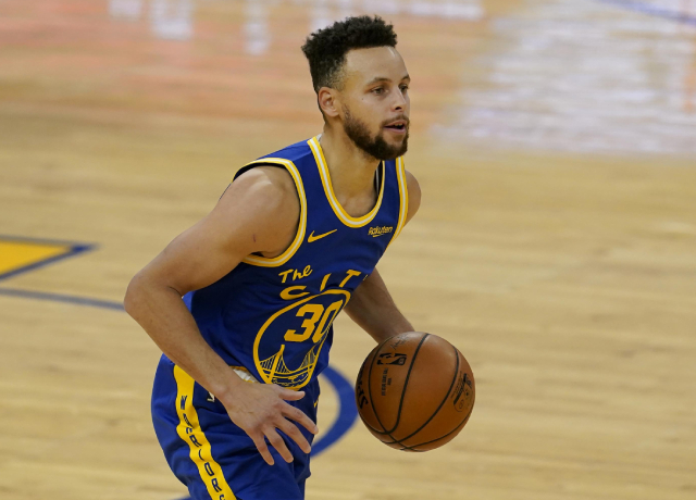 Is Steph Curry this Year's MVP?