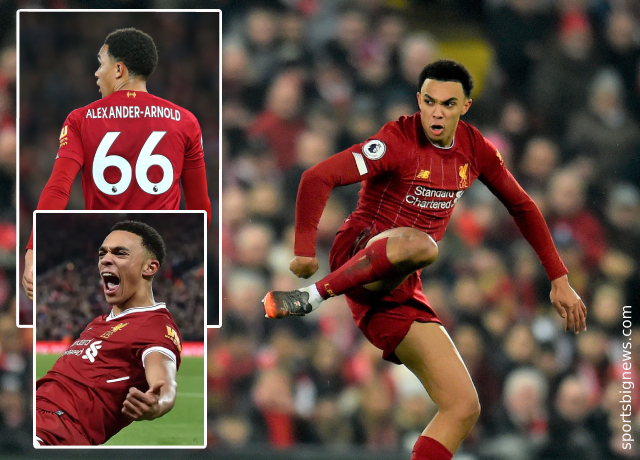 The untold story of Trent Alexander Arnold