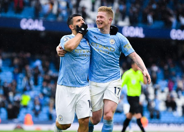 Aguero break Wayne Rooney's record, Pep became emotional after the match