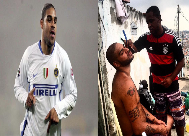 Adriano's heartbreaking reason of his early retirement