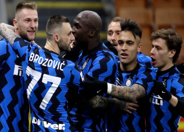 Inter Milan is just a win away to win the Serie A title