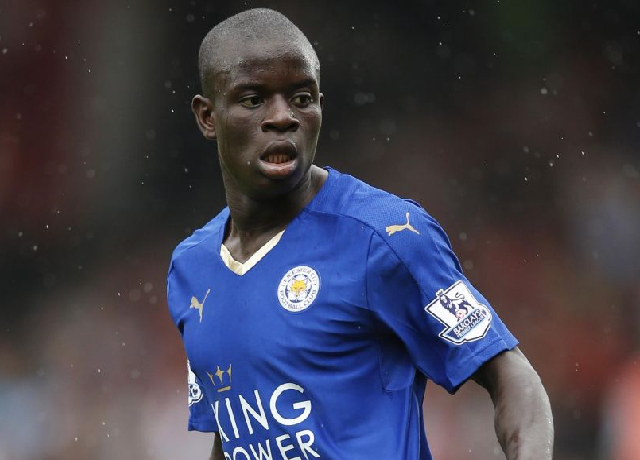 N'Golo Kante's humble gesture when he was invited in a birthday party by his former teammate