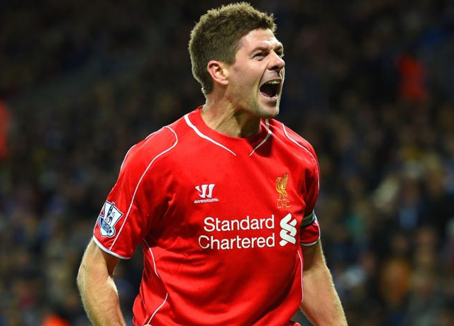 Steven Gerrard inducted in Premier League Hall of Fame