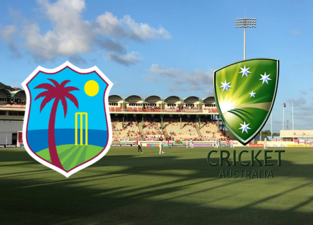 WI vs AUS : Schedule and Where to watch live streaming online