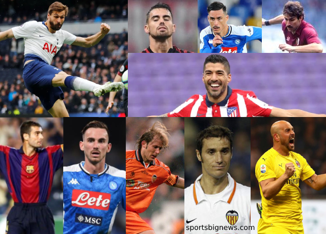 10 best Spanish players in Serie A history