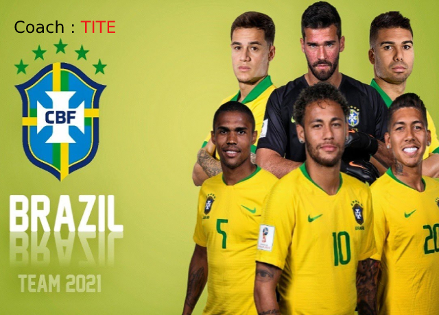 Brazil Copa America 2021 Lineup – 3 Best Possible Formation