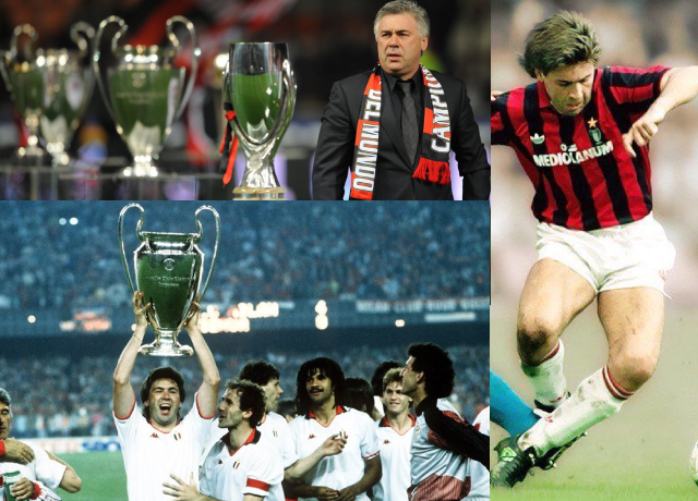 Carlo Ancelotti - Clubs coached, trophies, legacy