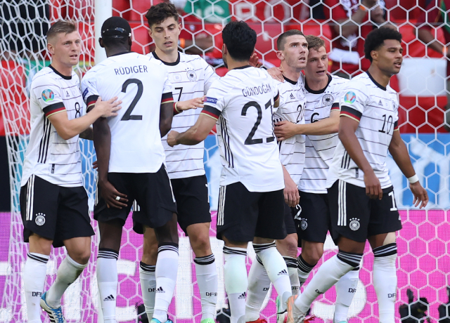 EURO 2020: Germany takes a crucial win over Portugal