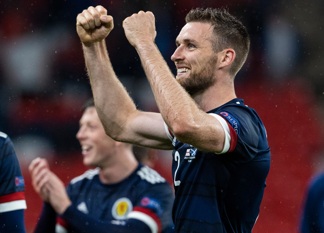 EURO 2020: Scotland almost out of the tournament after sharing points with England