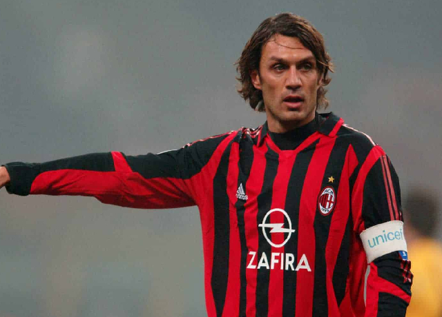 This is why Paolo Maldini is the greatest Milan player