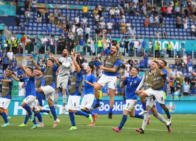 EURO 2020: Italy defeat Wales, both qualified for the knockout stage