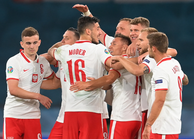 EURO 2020: Spain and Poland share points on a 1-1 draw