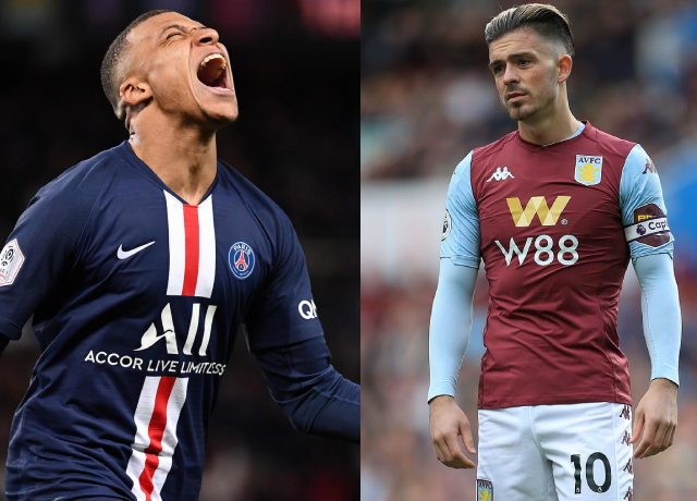 Real Madrid ready to bid for Mbappe, Man City eyes on Grealish